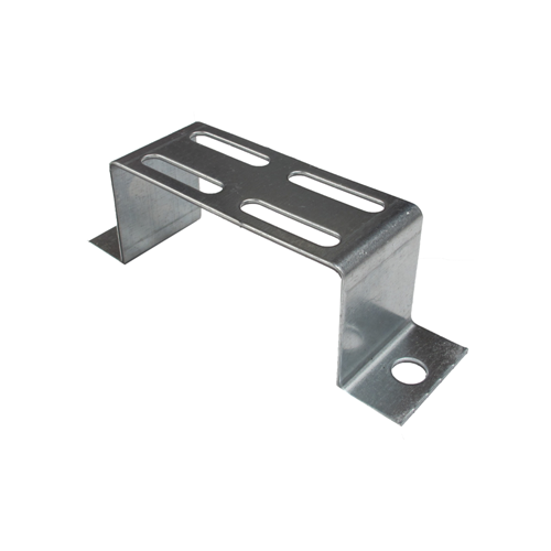 100mm Wide x 50mm High Stand Off Bracket for Basket Tray (Each)