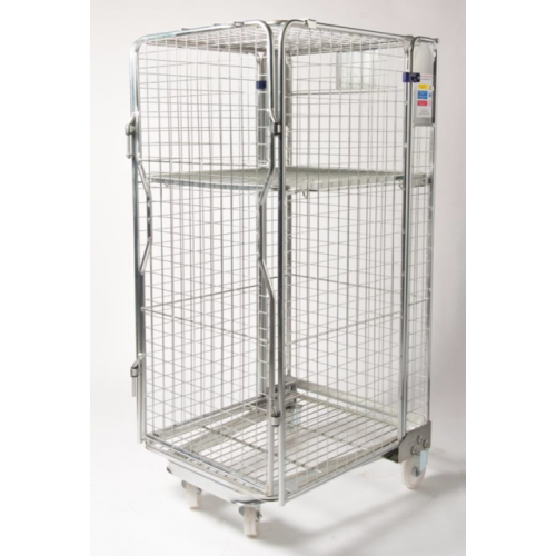 CMW Ltd    Potable Site Cage