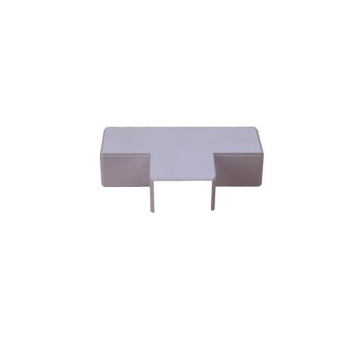 Univolt ST16/25X16/25 | Dietzel Univolt 25mm x 16mm PVC Mini Trunking Flat Tee White