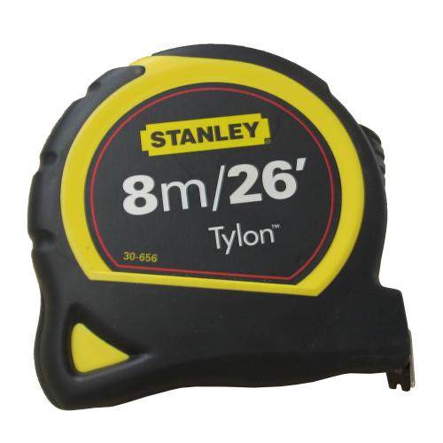 Stanley Tylon Pocket Tape Measure 8m/26ft (Each)