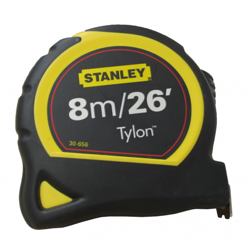 Stanley 0-30-656 | Stanley Tylon Pocket Tape Measure 8m/26ft
