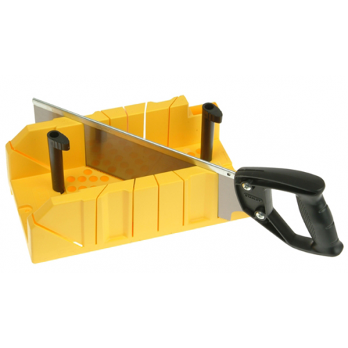Clamping Mitre Box & Saw (Each)