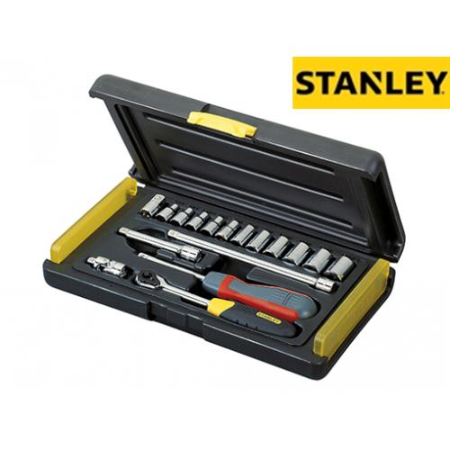 2-85-582  | Stanley 17 Piece Socket Set