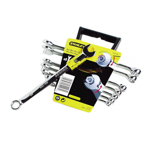8 Piece Accelerator Wrench Set (Each)