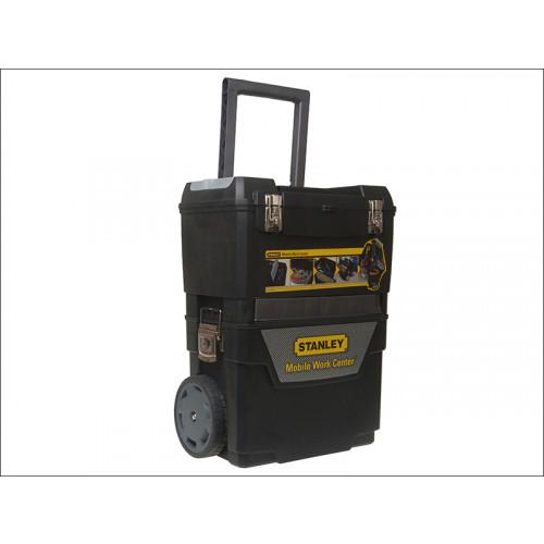 CMW Ltd  | Stanley Mobile Work Centre