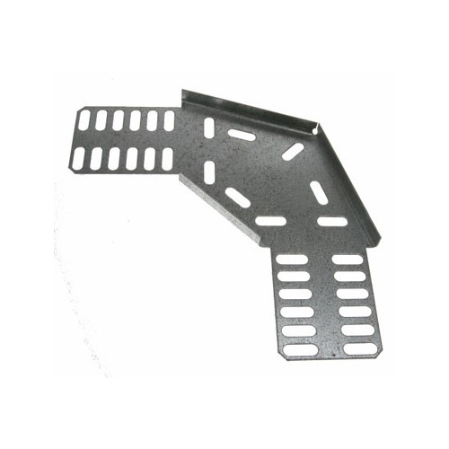 METSEC CTFB12/0100PG90 | 100mm Standard Flat Cable Tray Bend