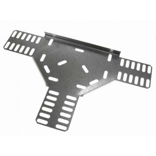 CMW Ltd CTET12/0050PG | 50mm Standard Flat Cable Tray Tee