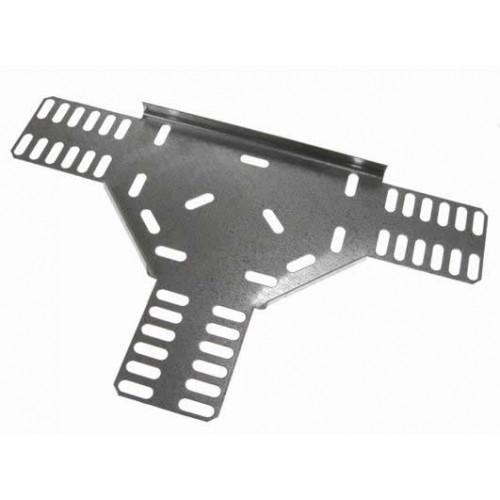 CMW Ltd CTET12/0050PG | 50mm Standard Flat Cable Tray Tee