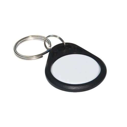 Mifare 1K keyfob. 13.56Mhz. 1k memory. read/write capability. Single fob supplied.