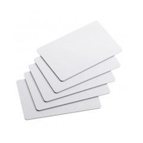 Mifare 1k ISO printable white card. 13.56Mhz. 1k memory. read/write capability. Single card supplied.