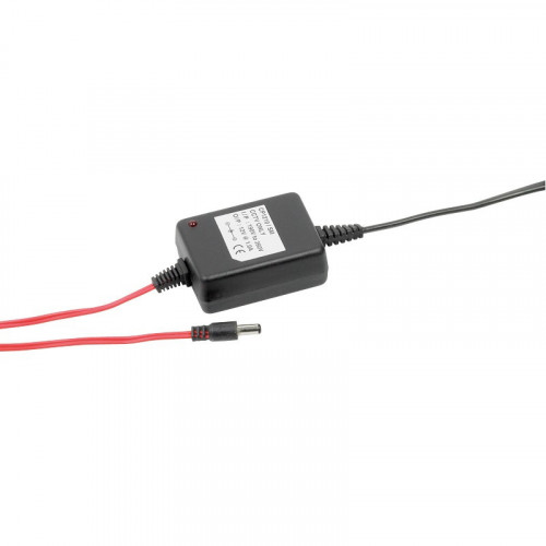 CCTV in line power supply 12v 1 amp regulated and encapsulated