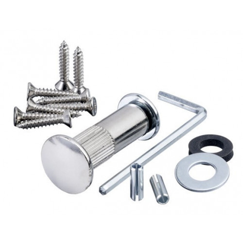 Replacement fixing kit for slim EM maglock. Includes wood screws and allan keys.