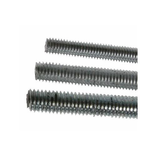 TIMco 06TBZ | M6 Steel Studding  - Threaded Rod 1m length (1m lgth)
