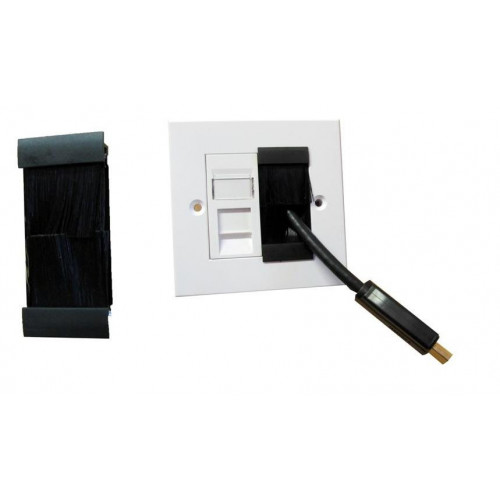 CMW Ltd  | Brush Inserts for 50mm x 25mm Aperture