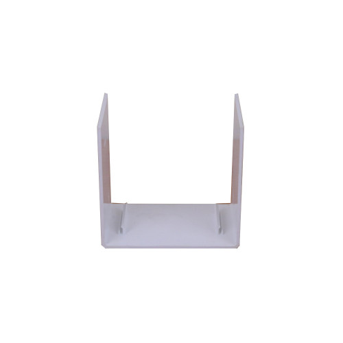 Marshall-Tufflex  TCCS100WH | Marshall Tufflex 100 x 100mm PVC Maxi Trunking Fitting White Joint Coupler