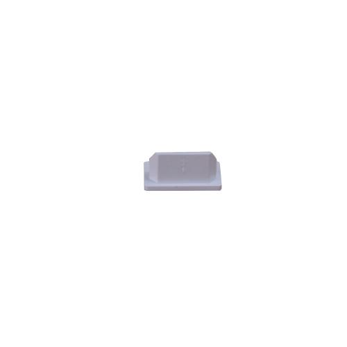 Marshall-Tufflex  TEC2WH | Marshall Tufflex 25mm x 16mm PVC Trunking End Cap