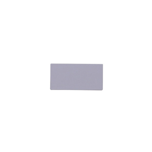 Marshall-Tufflex  TECS100/50WH | Marshall Tufflex 100 x 50mm End Cap
