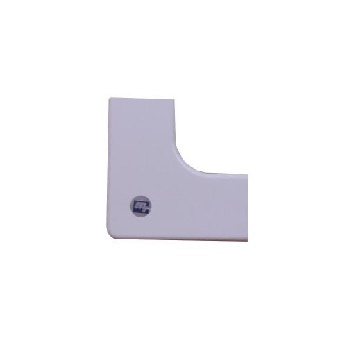 Marshall-Tufflex  TFAS50MWH | Marshall Tufflex 50 x 50 Moulded Flat Angle
