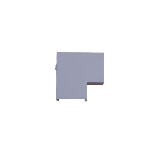 Marshall-Tufflex  TFB2WH | Marshall Tufflex 25mm x 16mm PVC Trunking Flat Angle