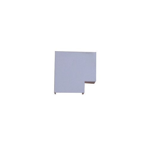 Marshall-Tufflex  TFB4WH   Marshall Tufflex 38mm x 25mm PVC Trunking Flat Angle White