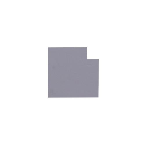 Marshall-Tufflex  TFB5WH | Marshall Tufflex 50mm x 25mm PVC Trunking Flat Angle White