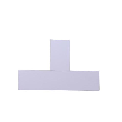 Marshall-Tufflex  TFTS100WH | Marshall Tufflex 100 x 100mm Flat Tee