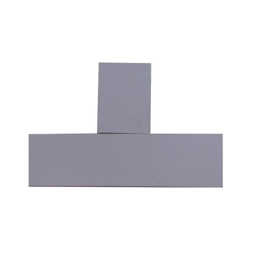 Marshall-Tufflex  TFTS150WH | Marshall Tufflex 150 x 150mm Flat Tee