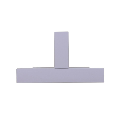 Marshall-Tufflex  TFTS50WH | Marshall Tufflex 50 x 50mm PVC Maxi Trunking White Flat Tee