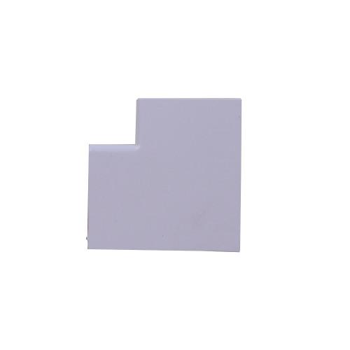 Marshall-Tufflex  TIAS100/50CWH | Marshall Tufflex 100 x 50mm PVC Maxi Trunking White Clip-on Internal Angle