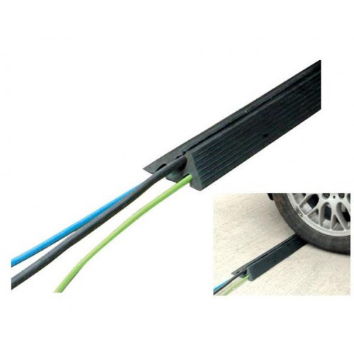 CMW Ltd  | Rubber Extrusion Cable Protector - 10m (10m lgth)