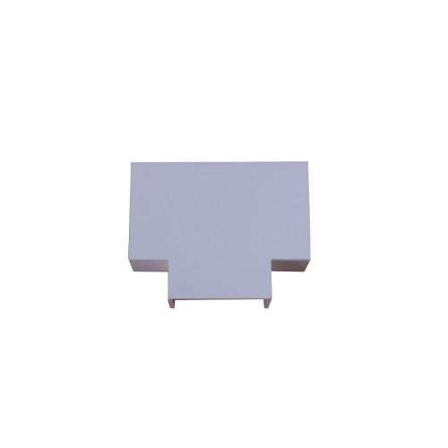 Marshall-Tufflex  TT4-4WH   Marshall Tufflex 38mm x 25mm PVC Trunking Flat Tee