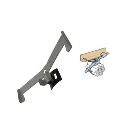 CMW Ltd  | **Discontinued** Utility Tie Clip ( No Tie ) 9-14mm Flange