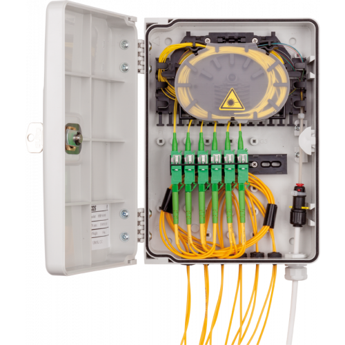 Micos Telecom URM SL 12C M Wall-mounted optical distribution box
