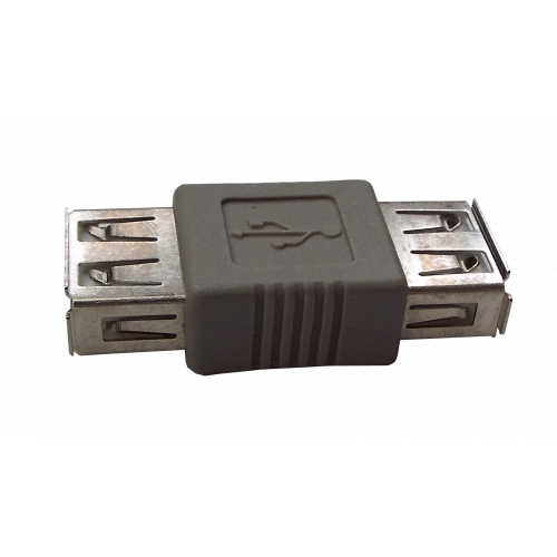 USB Female to Female Type A Adaptor (Each)