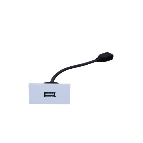 White USB Cable Assembly (Each)