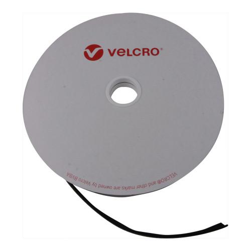 Velcro E22901633099925   Black 16mm Wide VELCRO® Brand ONE-WRAP® Tape (25m roll)