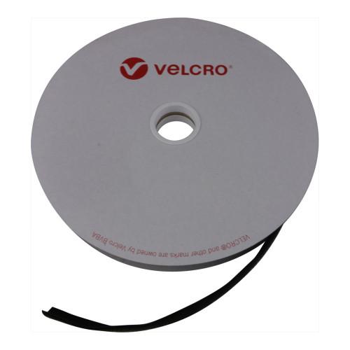Velcro E22902033099925   Black 20mm Wide VELCRO® Brand ONE-WRAP® Tape (25m roll)