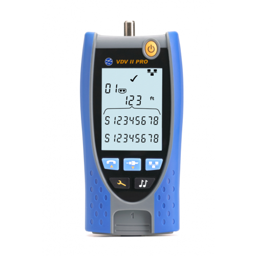 R158003    VDV II Pro Cable Tester