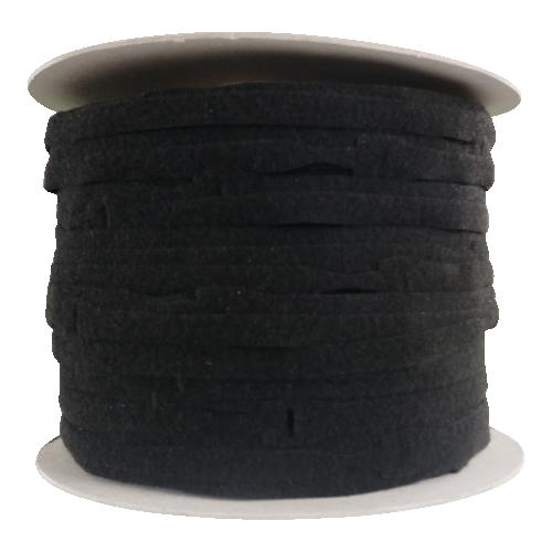 Velcro VEL-OW64766 | Black 330mm Long x 20mm Head x13mm Body Cable Ties (Spool/750)