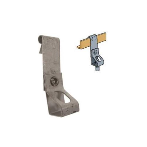 Walraven Britclips  EM57420807 | 5-7mm Vertical Flange for M8 Studding