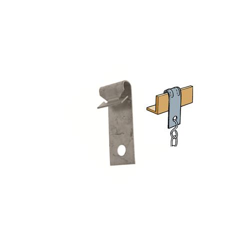 Walraven Britclips  EP57020005   Vertical Flange Clip for flange 1-5mm (Box/100)
