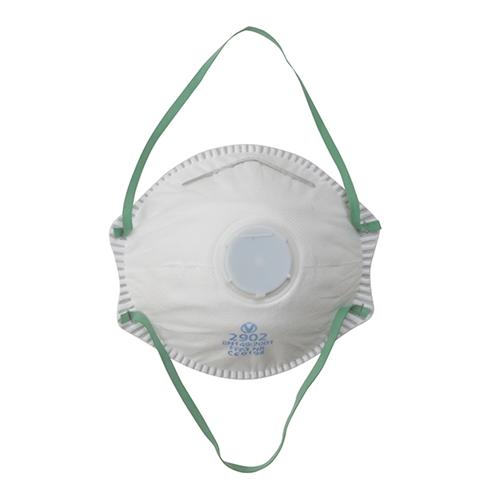Vitrex 331053   Valved Moulded FFP3 Respirators (Pack/ 3)