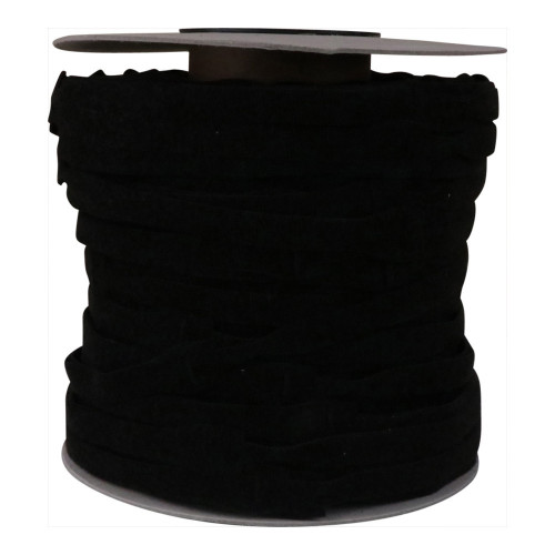 Velcro E228020330999OW20 | Black 200mm Long x 20mm Head x13mm Body Cable Ties (Spool/750)