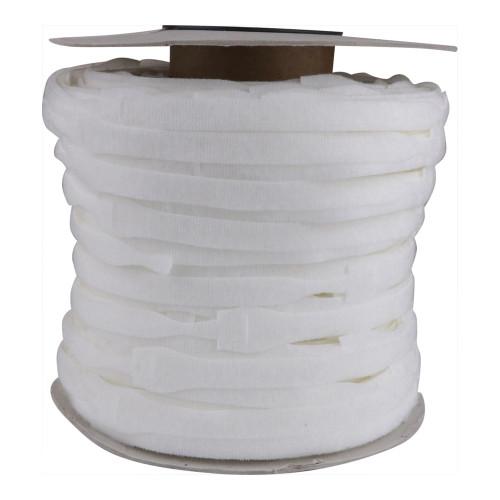 Velcro E228020010999200   White 200mm Long x 20mm Head x13mm Body Cable Ties (Spool/750)