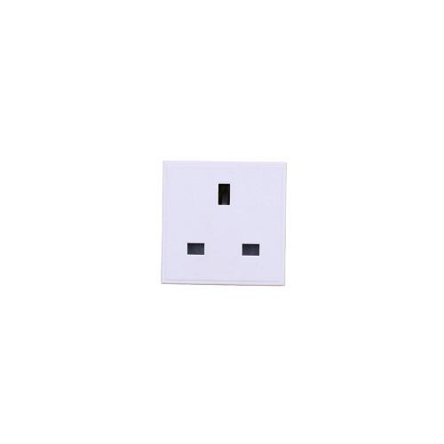 White 13amp 240v Power Socket (Each)