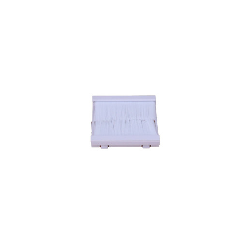 CMW Ltd  | White Brush Inserts for 50 x 50mm Aperture Faceplates
