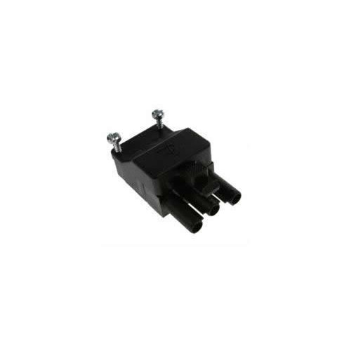 Wieland re-wireable male connector (Each)