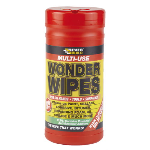 Wonder Wipes ( Tub of 100 ) (Each)