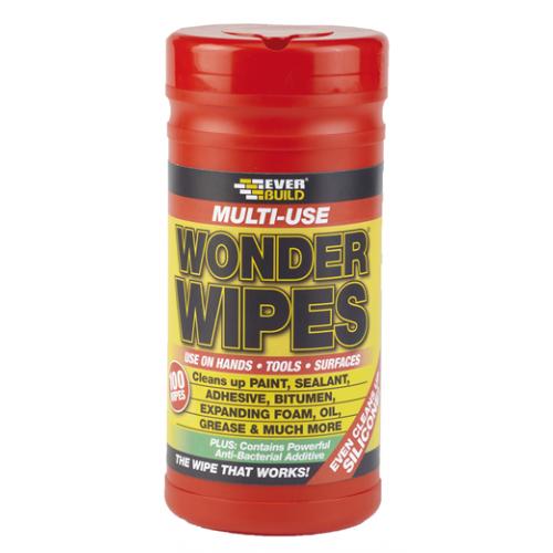 CMW Ltd  | Wonder Wipes ( Tub of 100 )