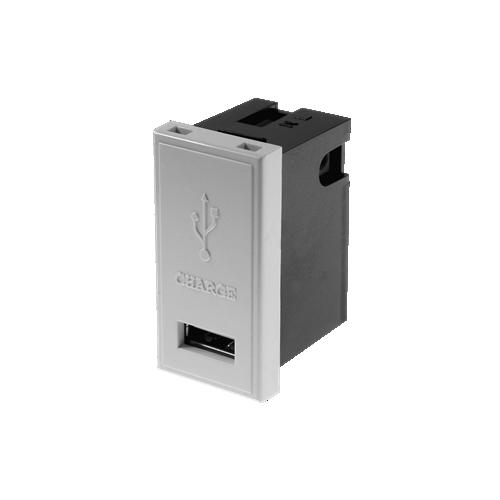 CMW Ltd    1 amp White Single USB Charger